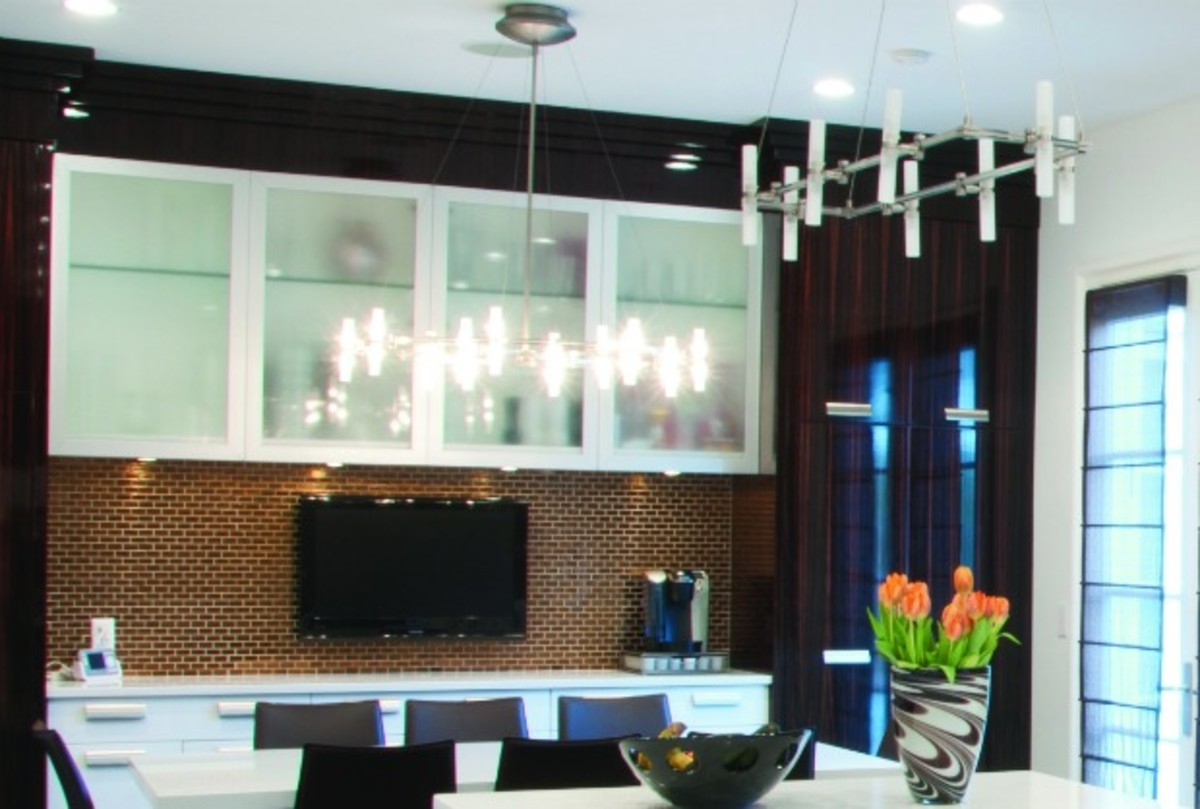 kitchen design shavuot - etched glass
