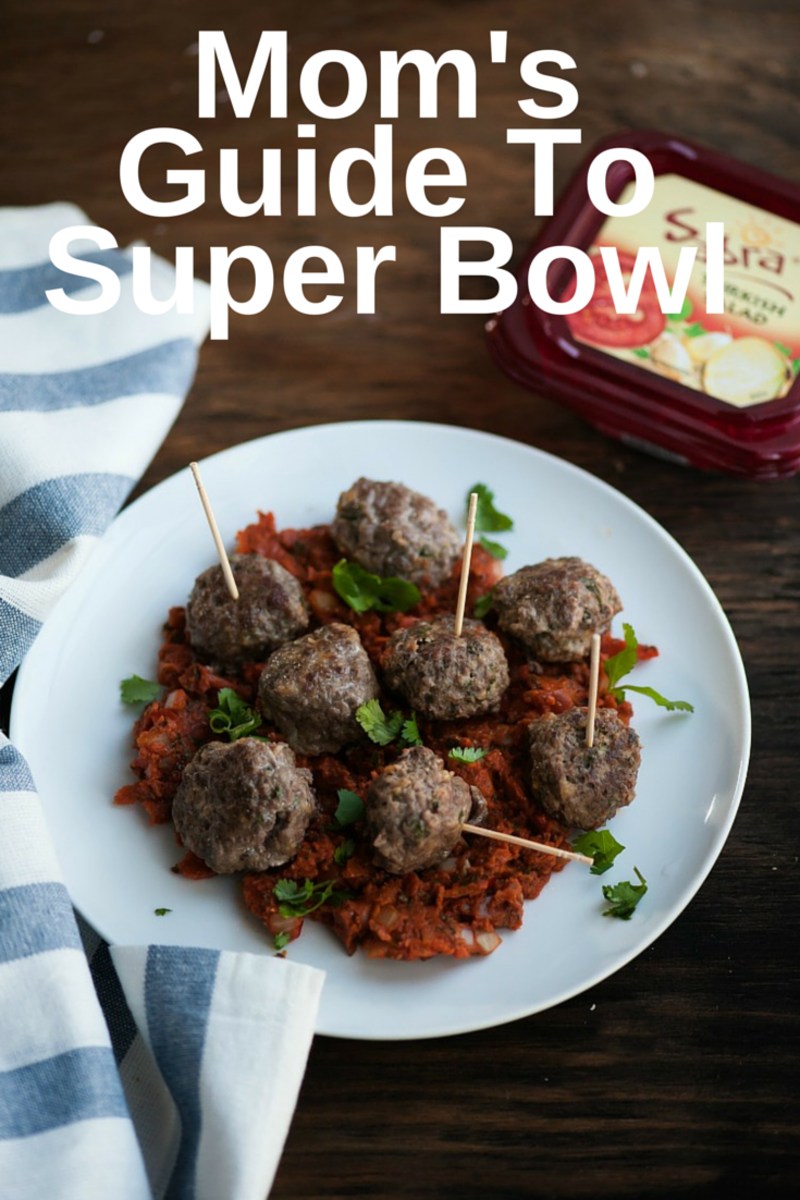 Mom's Guide To Super Bowl