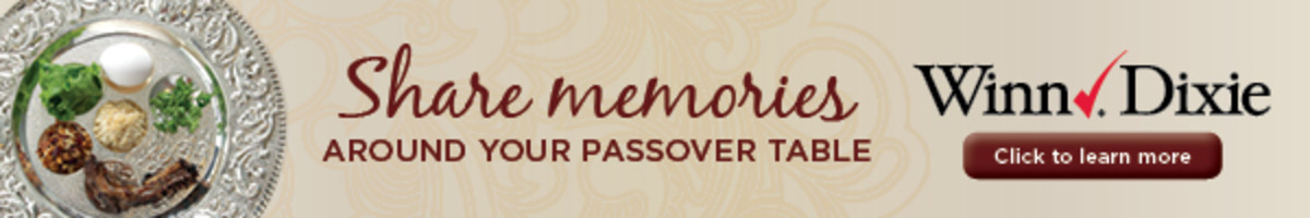 Winn-Dixie For Passover