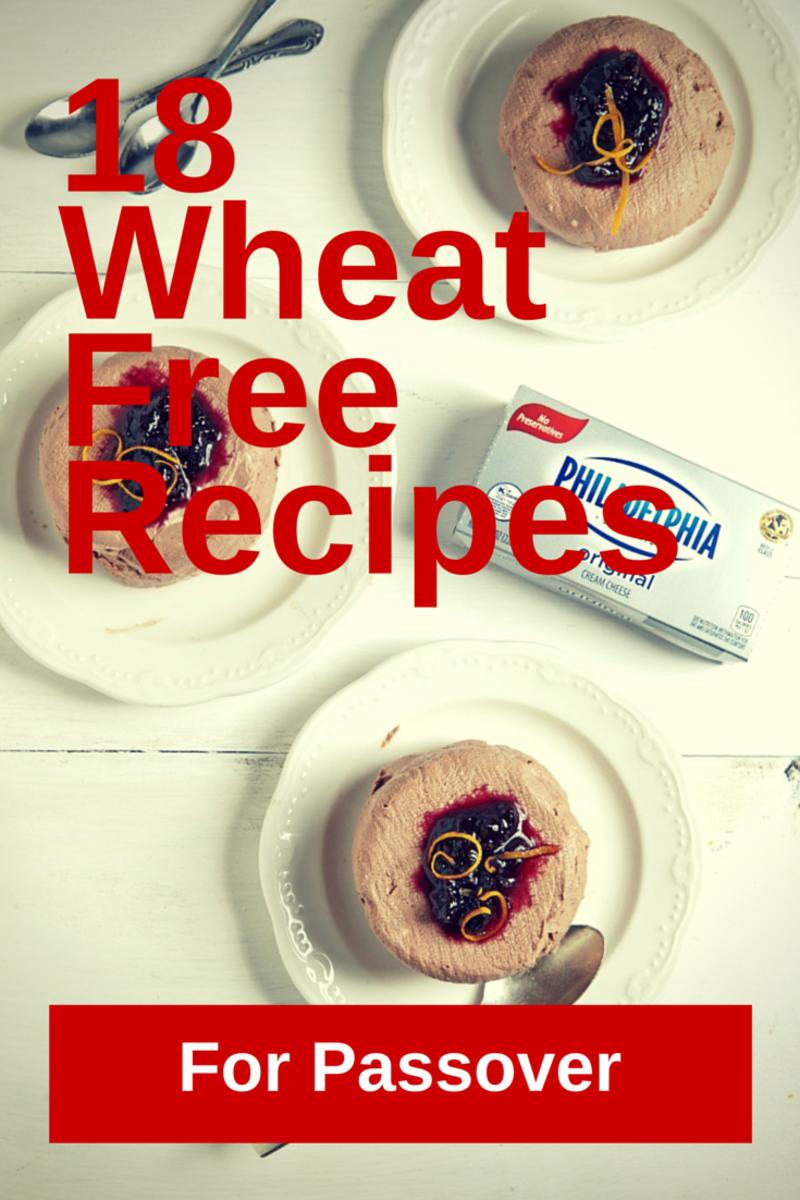 18 wheat Free Recipes