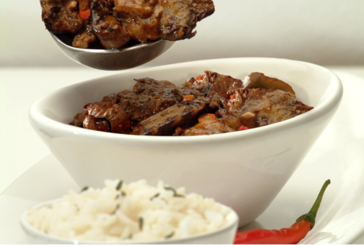 kosher chicken liver recipe