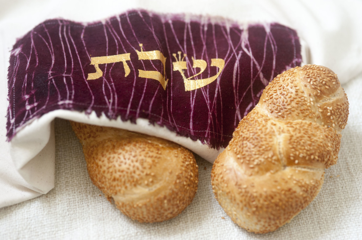 Handmade Challah Covers