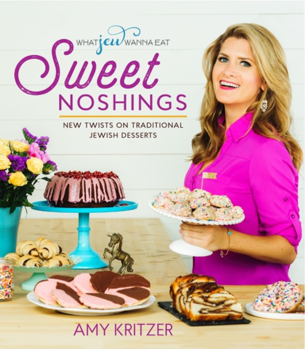 sweet noshings cookbook