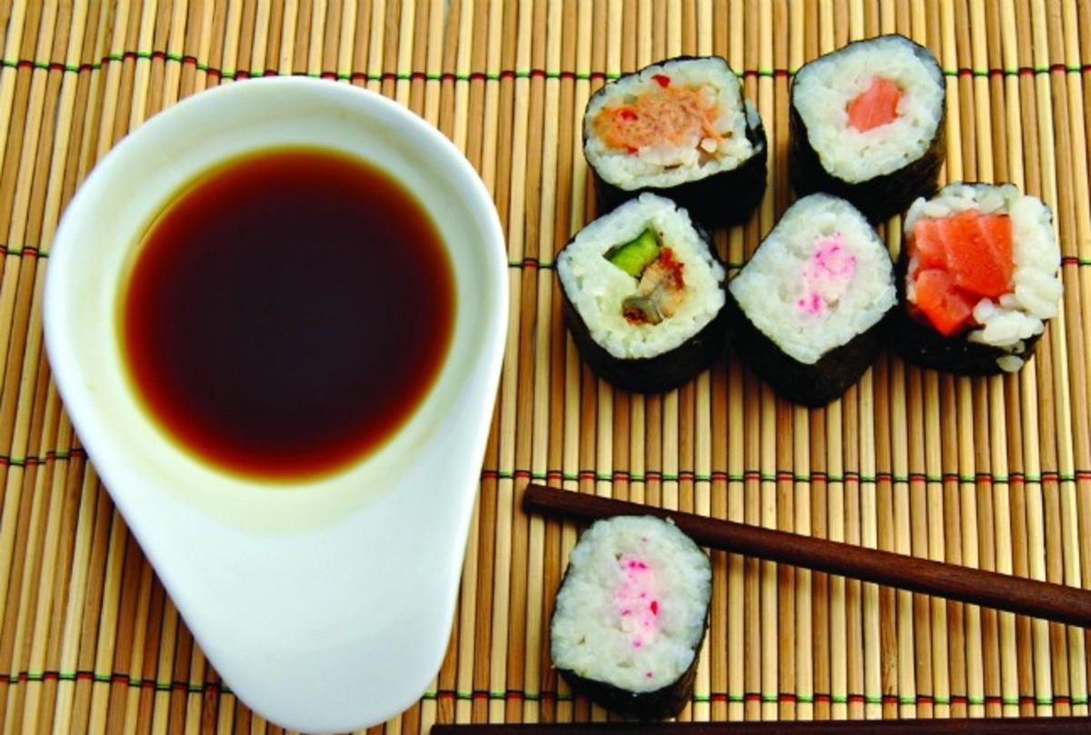 Sushi Sweet Dipping Sauce