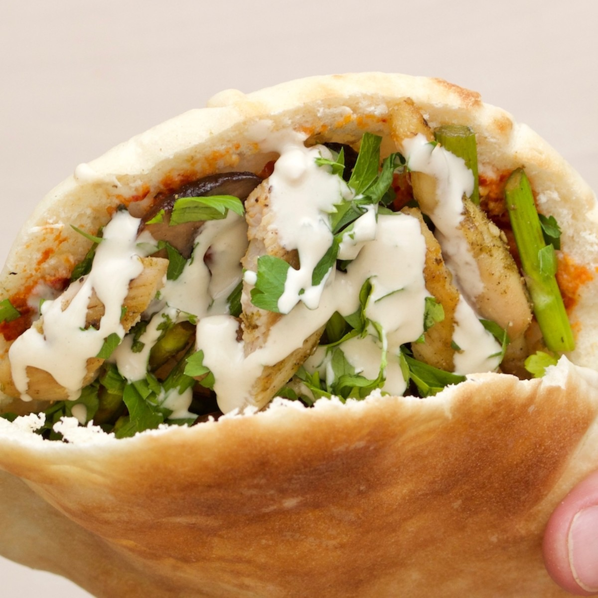 chicken-veggie-stuffed-pita