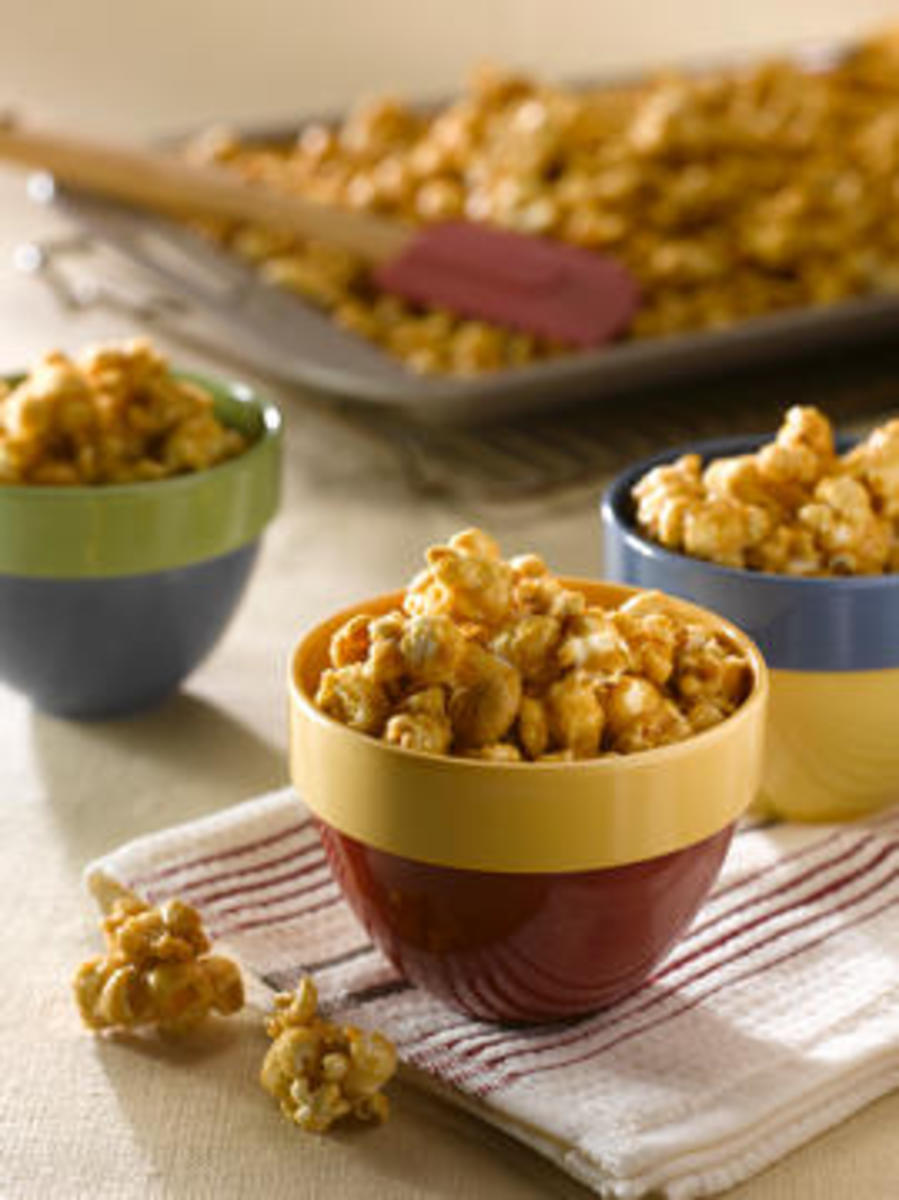 Caramel Corn Crunch