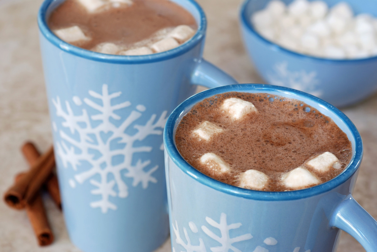 classic hot chocolate mix