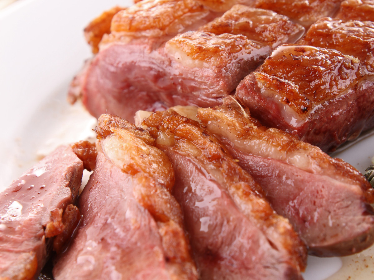 Grow and Behold Duck Breast - by shutterstock.jpg