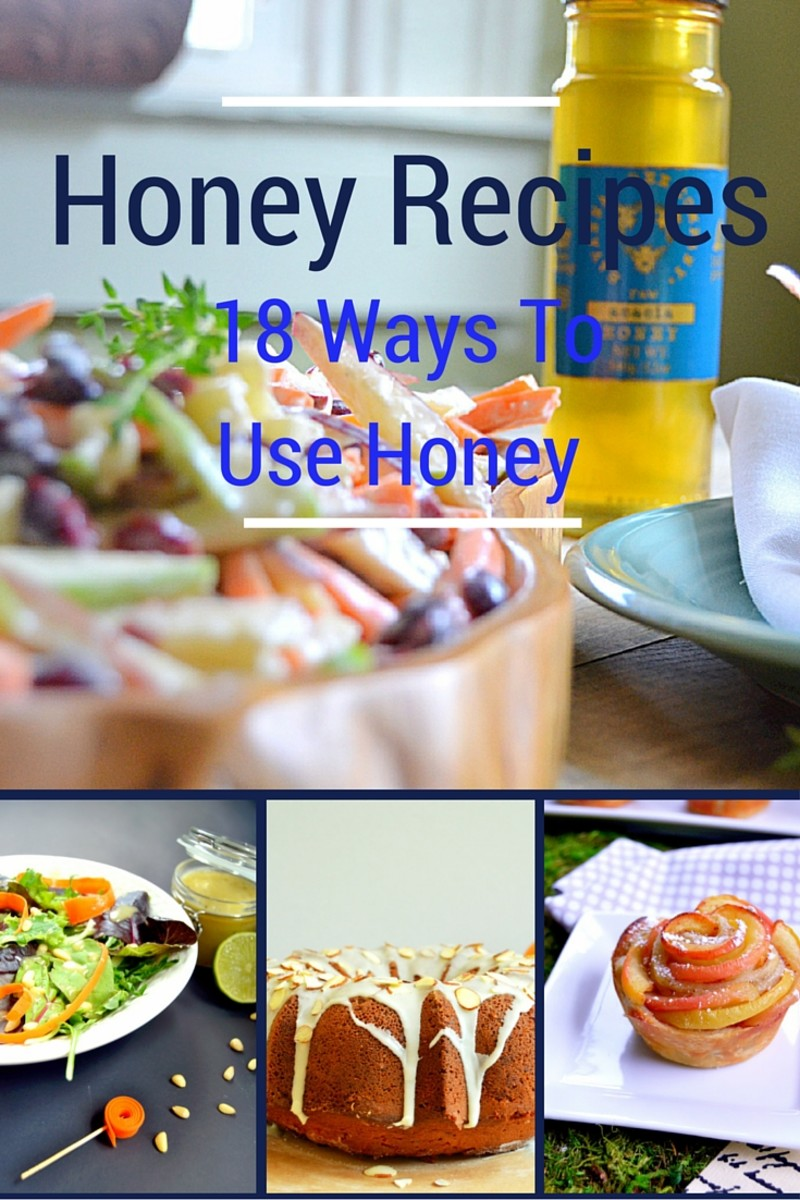 WIN Honey For Rosh Hashanah ($112 value) plus get 18 Honey Recipes