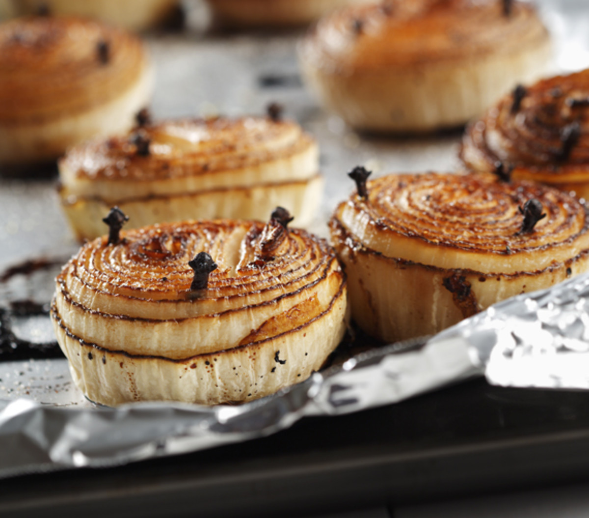 High-Roasted Onions