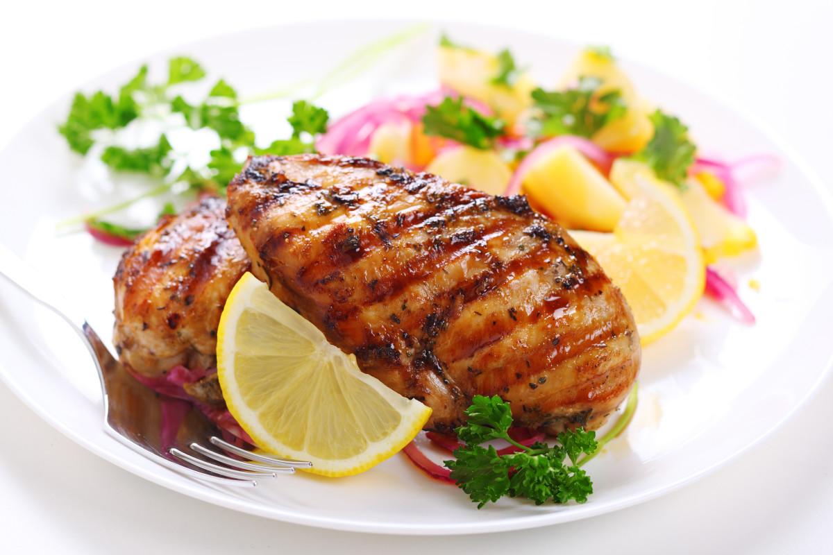 maple chicken breasts