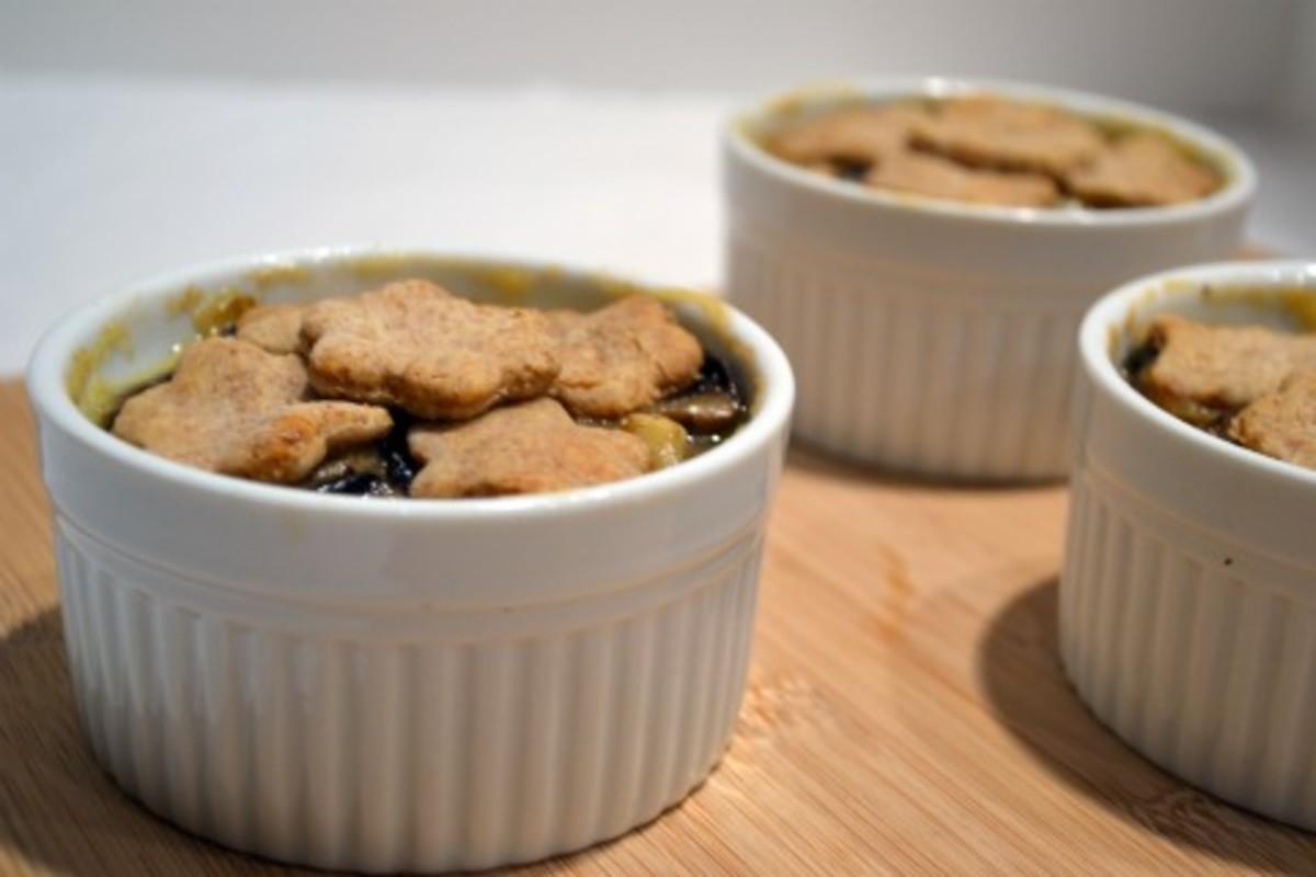 Veal and Leek Pot Pie
