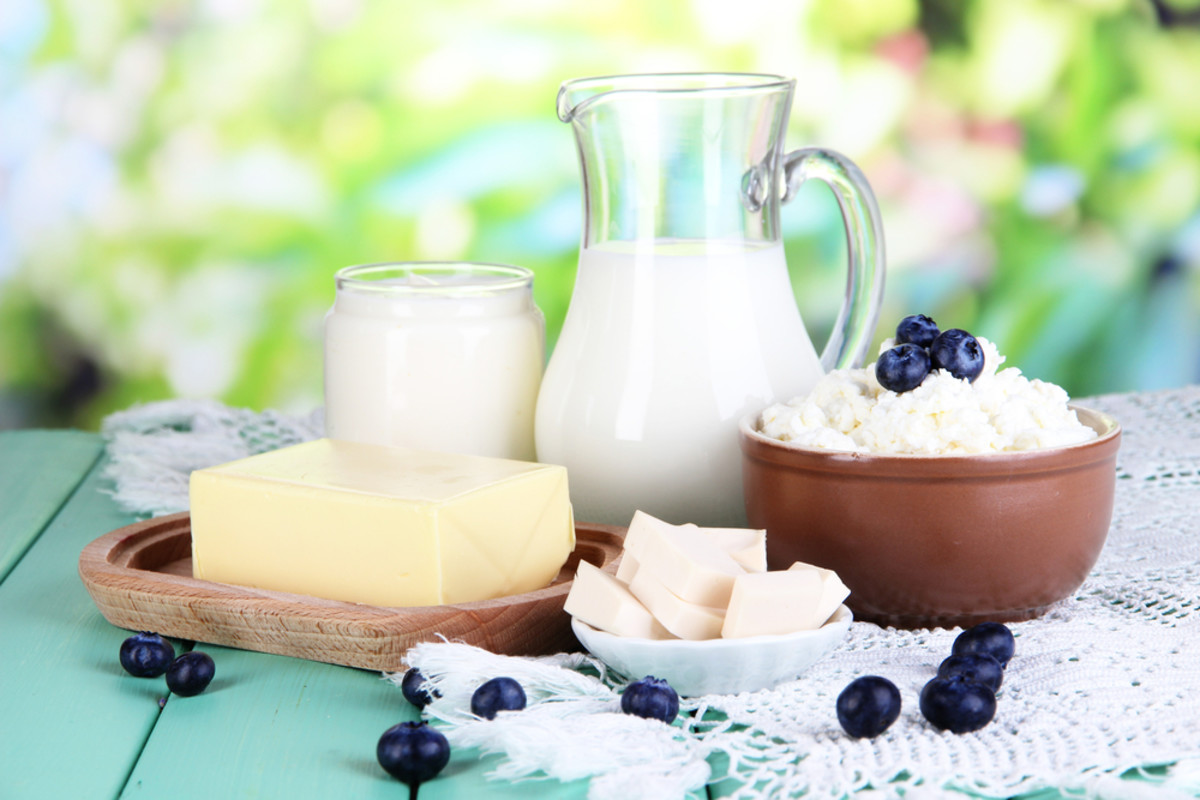 dairy product for calcium