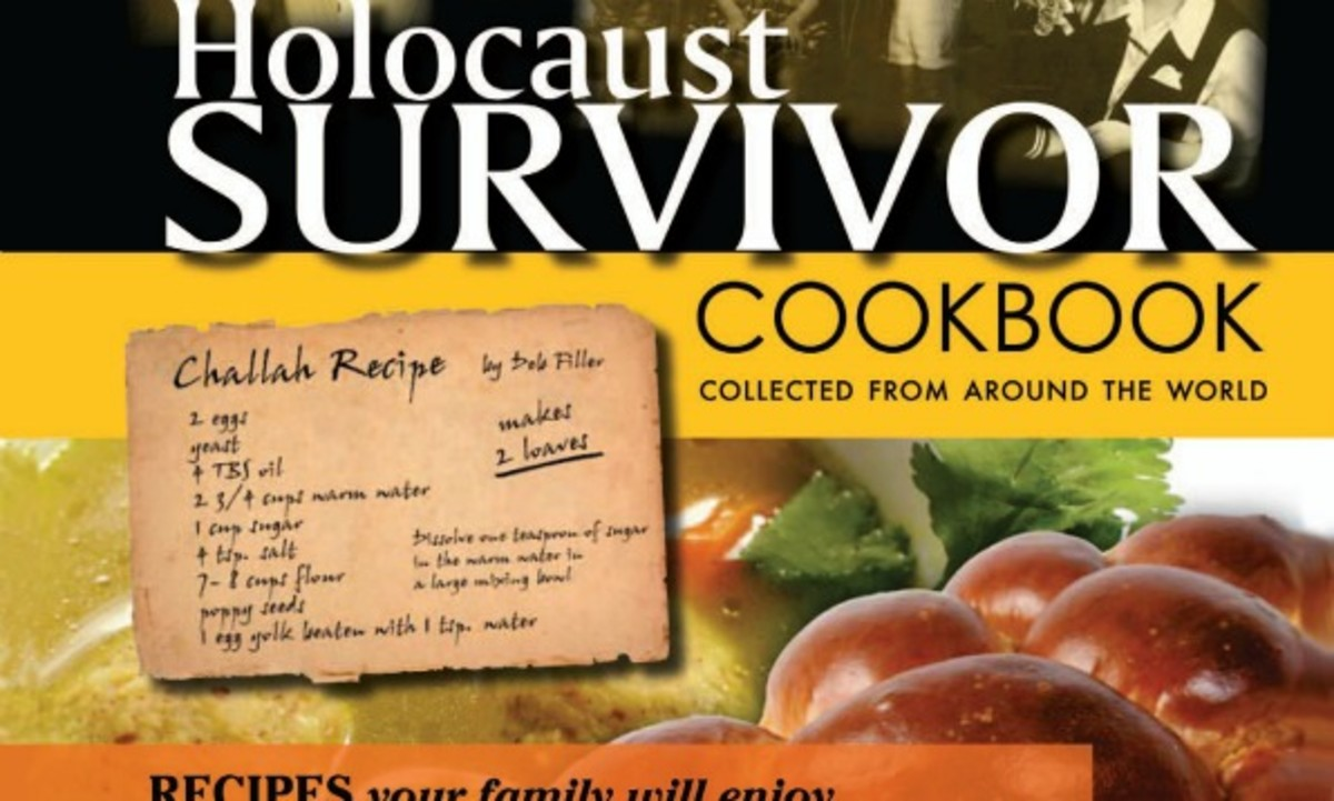 Holocaust Survivor Cookbook