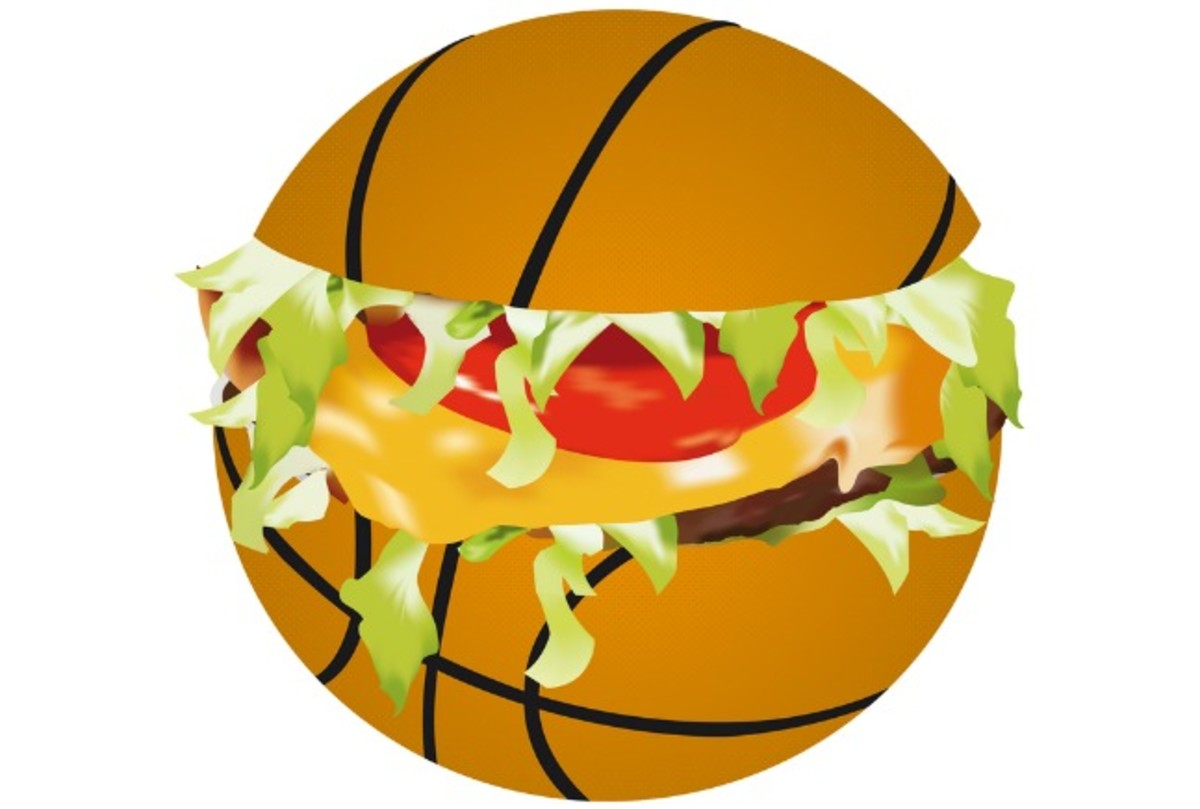 basketball sandwich