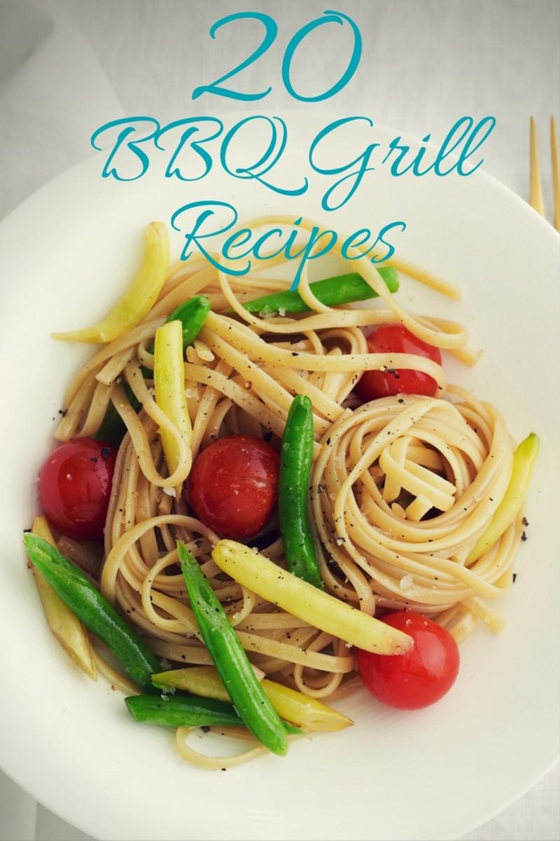 20 BBQ Grill Recipes