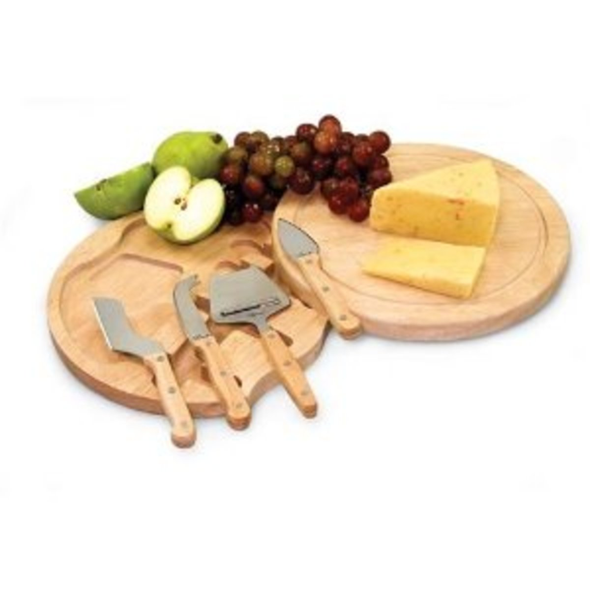 picnic time cheese knife set