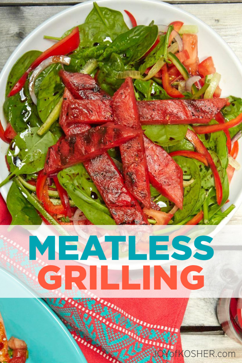 Grilling without meat