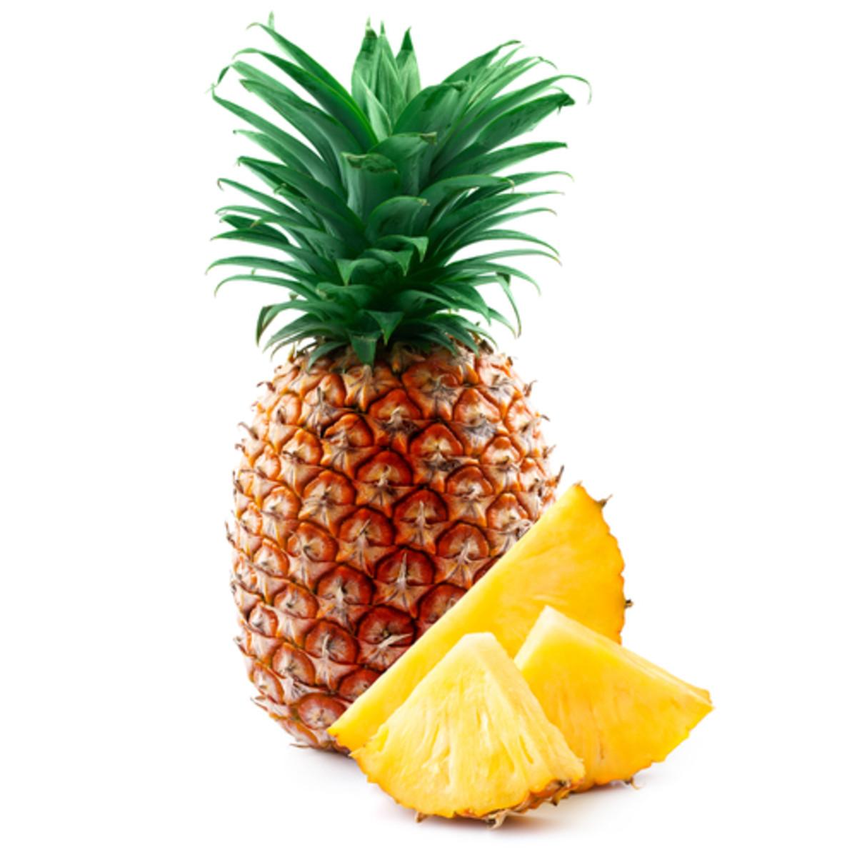 pineapple season