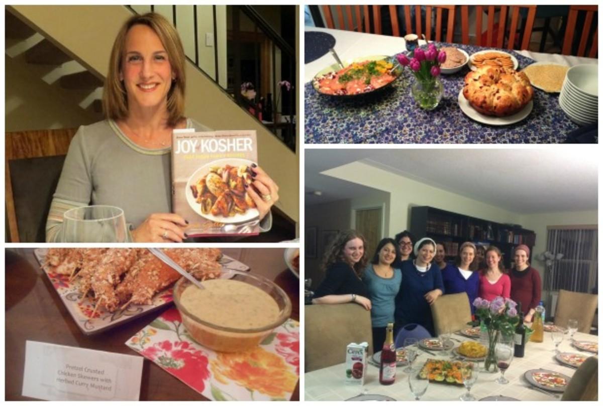joy of kosher cookbook clubs
