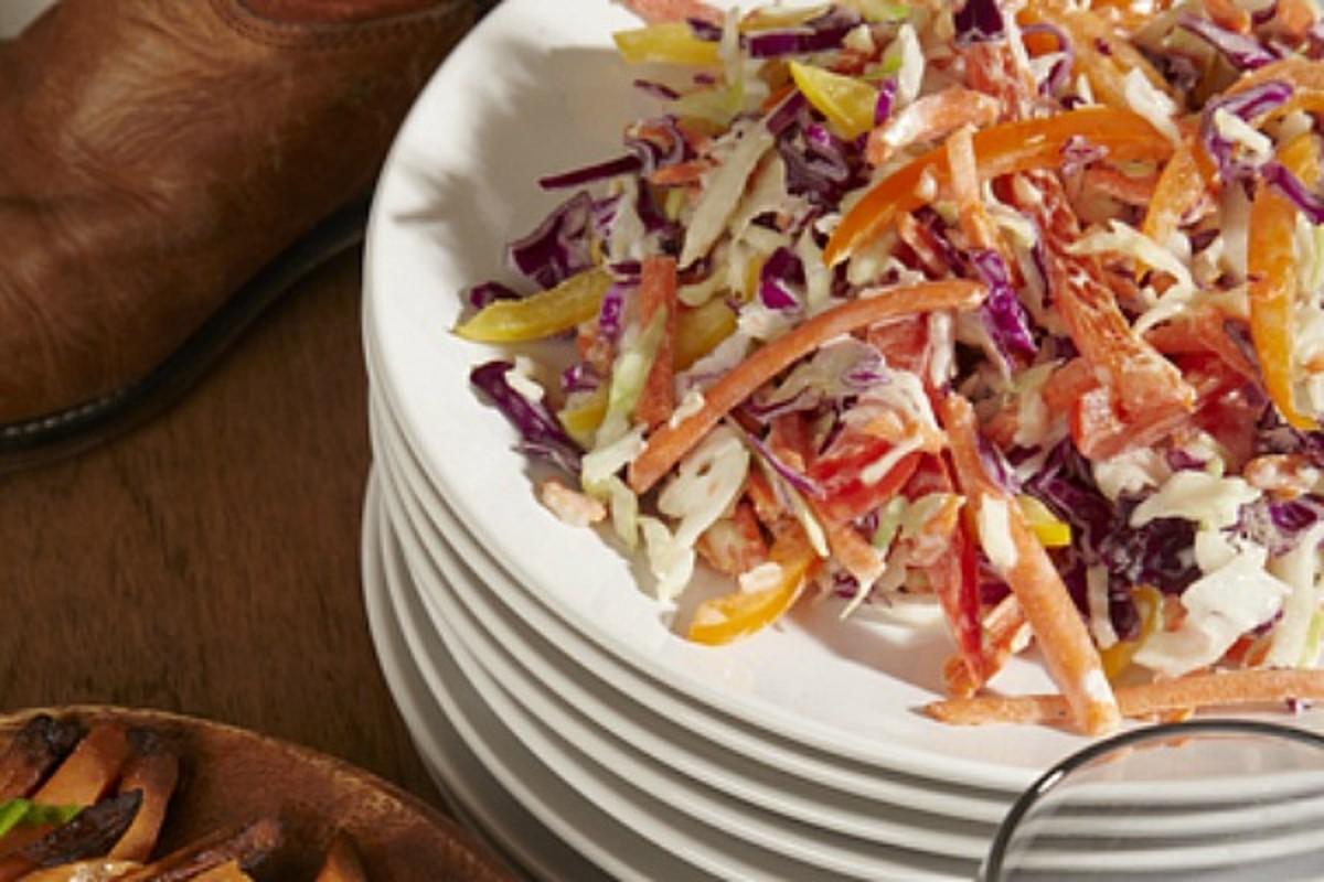 passover creamy coleslaw