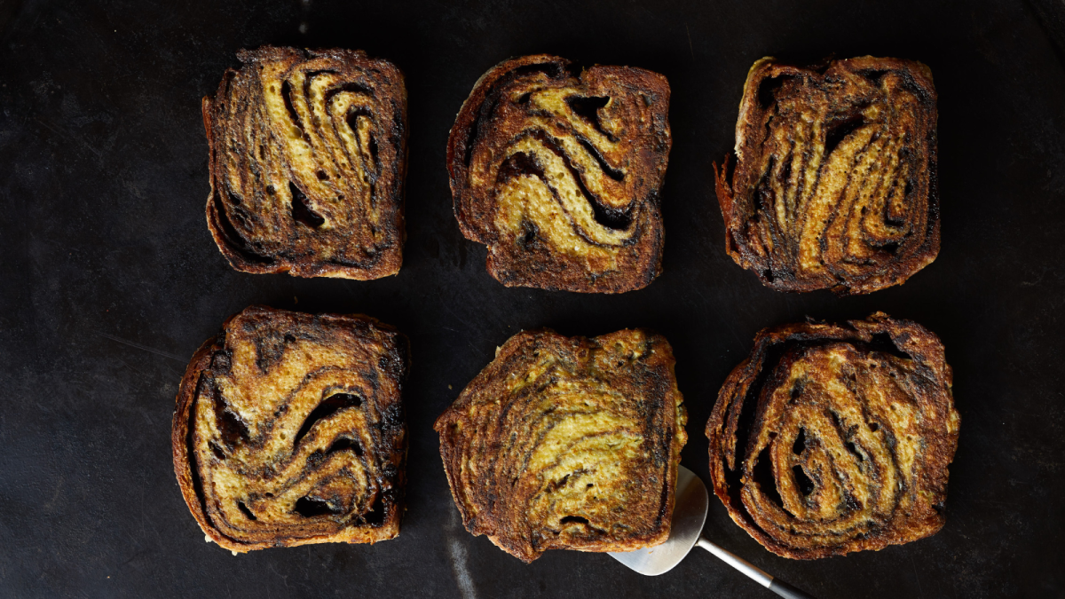 1-2-3 BABKA FRENCH TOAST LOAF