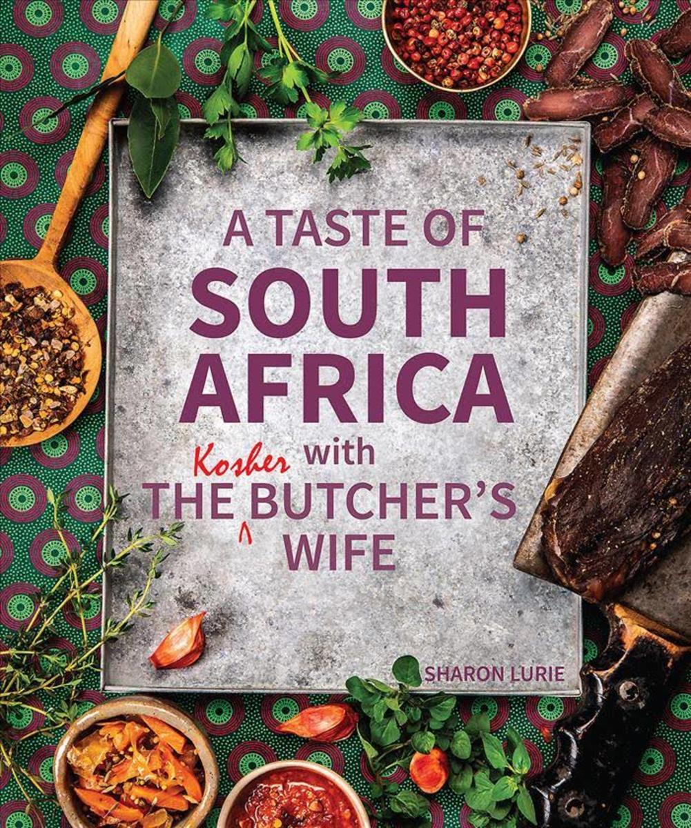 a taste of SA cover