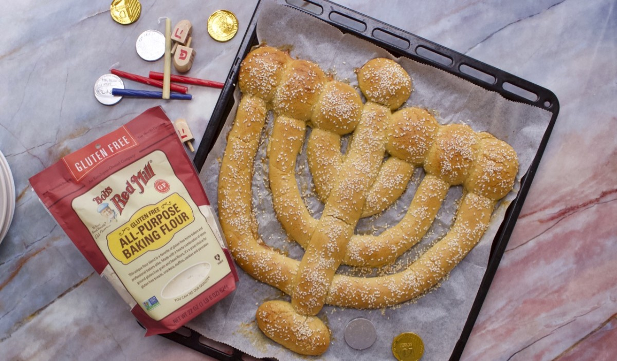 chanukah challah bobs red mill