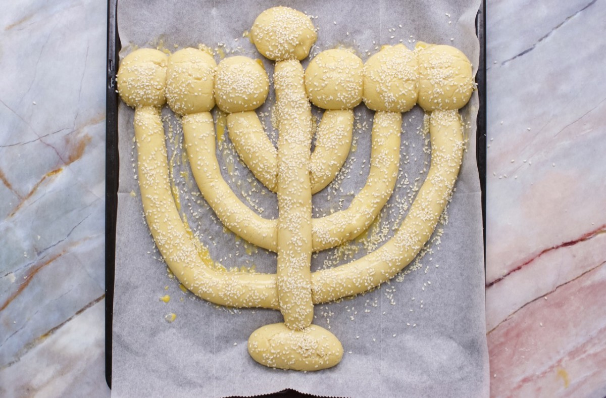 chanukah challah bobs red mill step 5