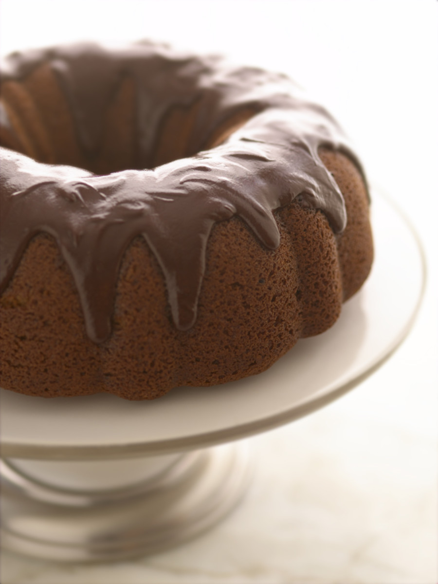 (Desserts) One Bowl Choch Cake