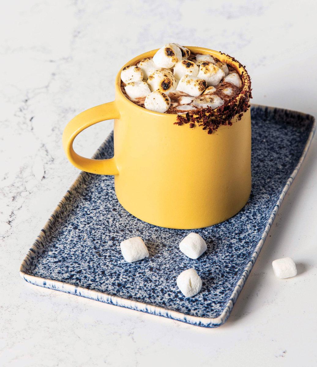 Sumac Hot Chocolate (c) Matt Taylor-Gross