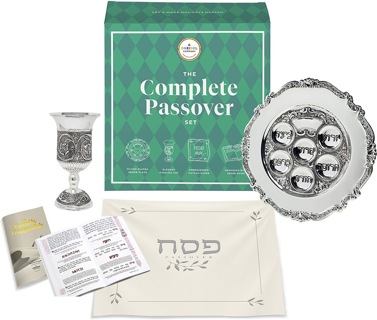complete passover seder