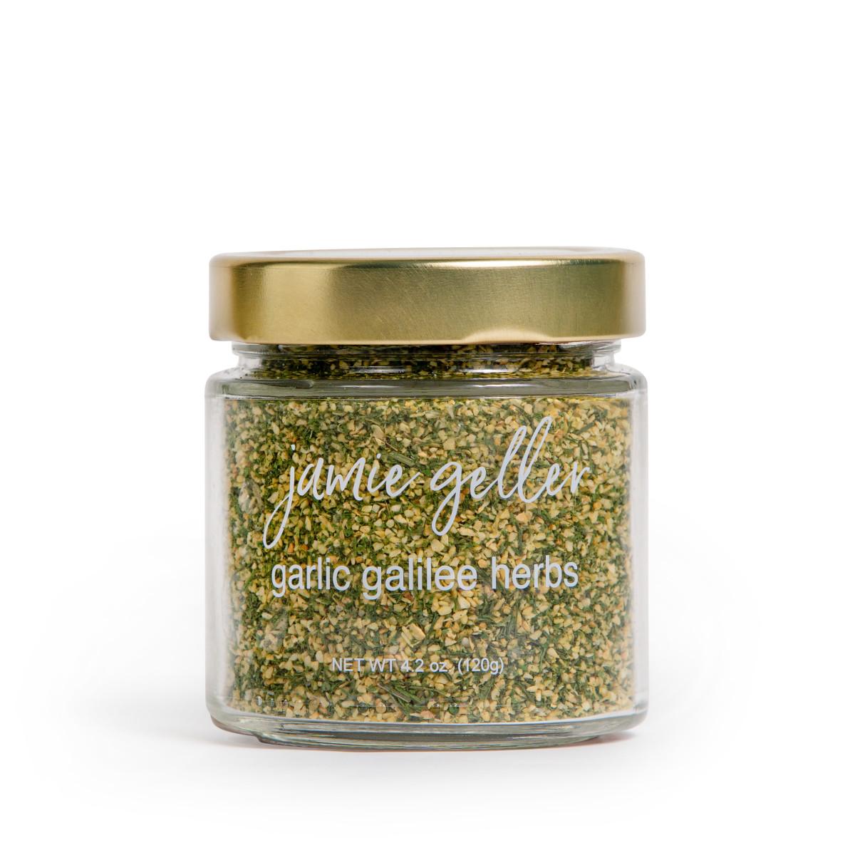 Garlic Galilee Herbs