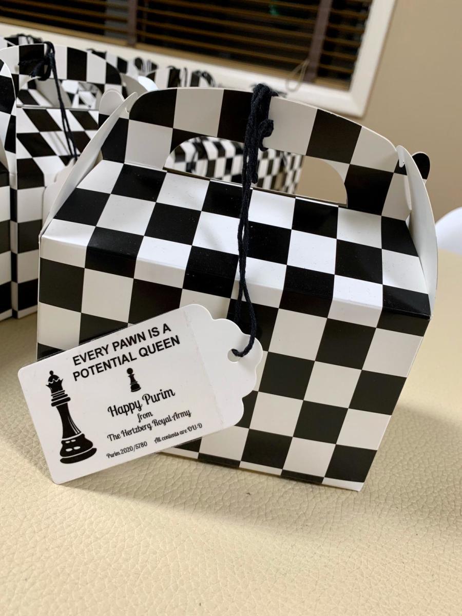 chessman mishloach manot