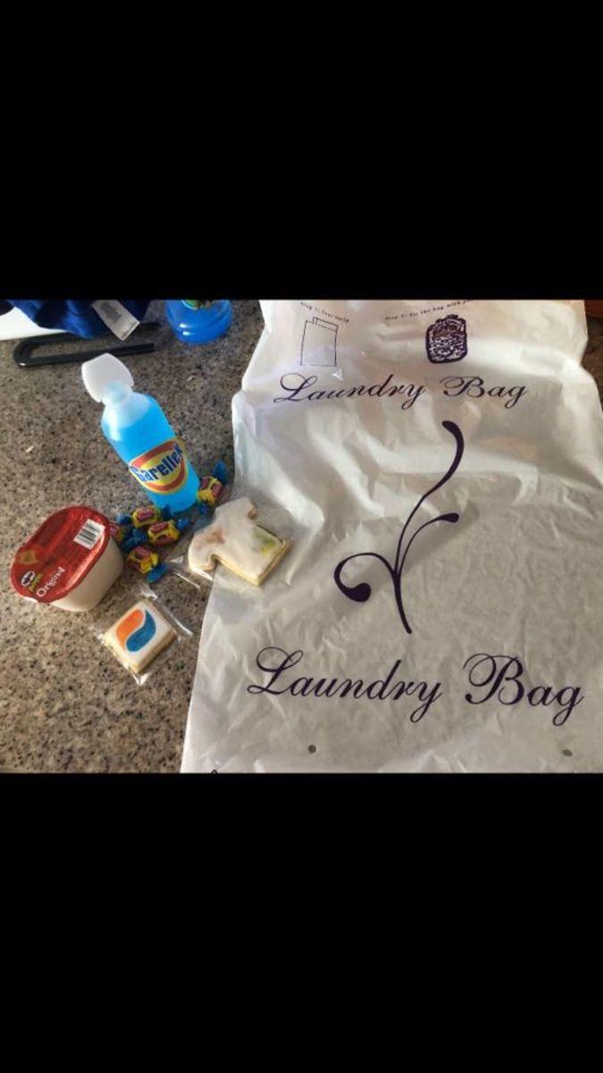 Laundry mishloach manot