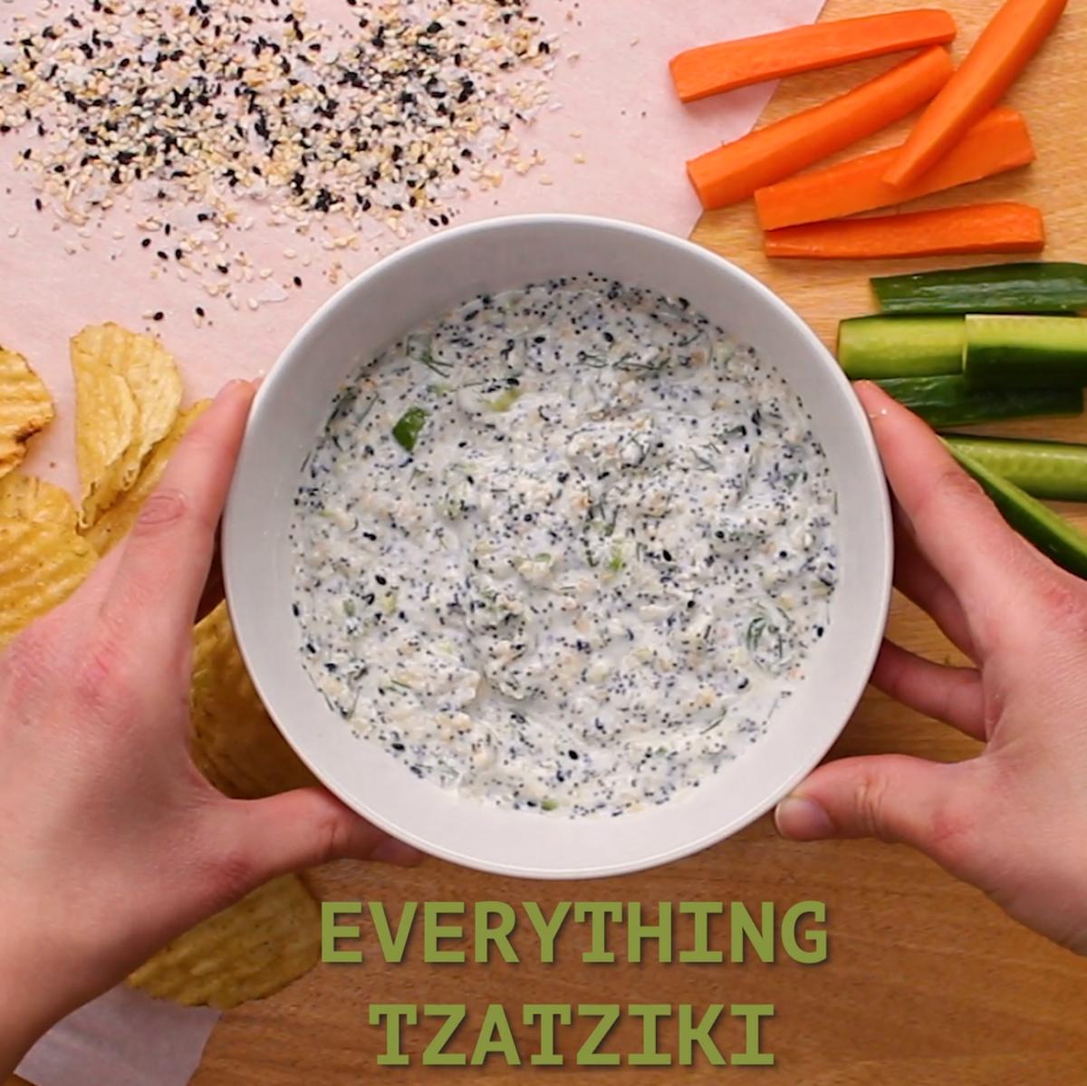 everything seasoning recipe