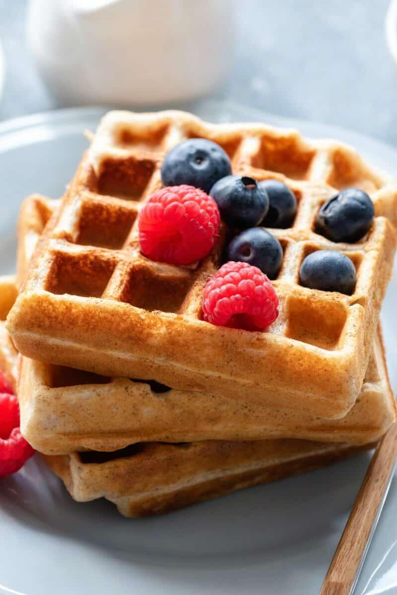 almond-flour-waffles2 by BigMansWorld