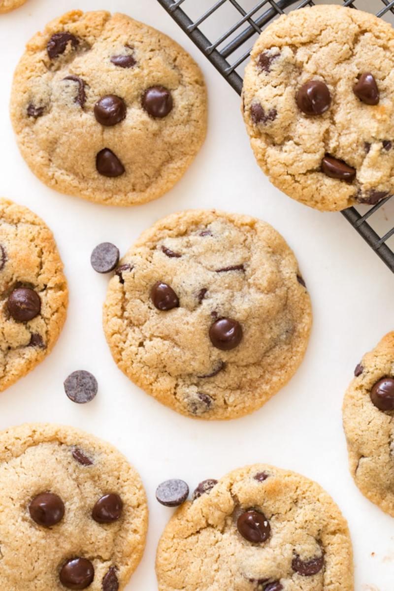 Almond Flour Cookies from ASaucyKitchen