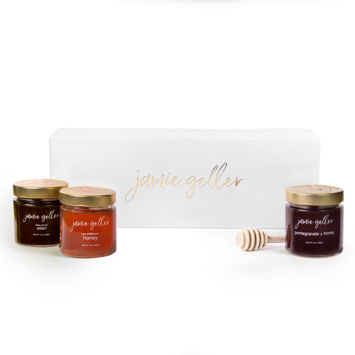 JG Honey Gift Box